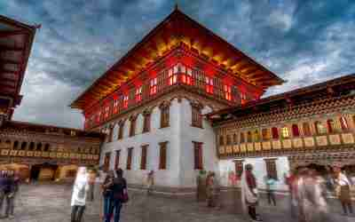 What to Photograph in Bhutan